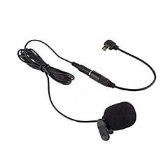 GoPro příslušenství,Mikrofon Kabel All in One, Pro-Akční kamera,Gopro Hero 3+ Evrensel 1 syntetický