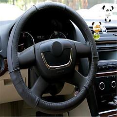 עור מכונית להגדיר את כיסוי ההגה