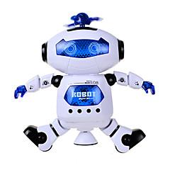 Modell- og byggeleke Leketøy Glimt Robot Plast Hvit
