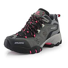 נעלי ספורט נעלי יומיום נעלי הרים לנשים נגד החלקה Anti-Shake חסין בפני שחיקה נושם טבע בד גומי חוף צעידה ספורט פנאי