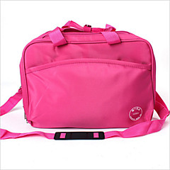 Makeup Storage Cosmetic Bag / Makeup Storage Nylon Solid 37*27*16 Rose
