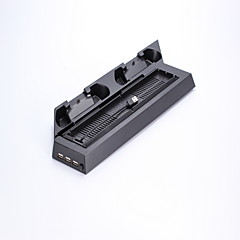 Ps4 Slim Multi-Function Scaffold Black