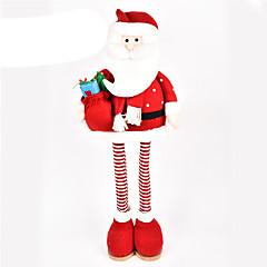 Spielzeuge Weihnachtsdeko Santa Anzüge / Elk Zeichentrick / lieblich / Gute Qualität / Modisch Urlaubszubehör Für Jungen / Für Mädchen