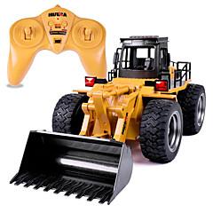 HUINA トラック 1:12 RCカー 2.4G 組立て済み リモートコントロールカー リモコン/トランスミッター Battery Charger 車用電池