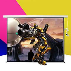 redgoldleaf 100 дюймов 4: 3 моторизованных проектор экран
