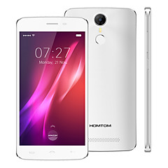 "HOMTOM   HT27 5.5 "" Android 6.0 Smartphone 3G ( Chip Duplo Quad Core 5 MP 1GB + 8 GB Preto )"