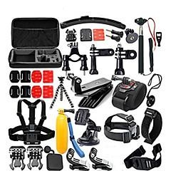 Acessórios para GoPro Filtro Anti Neblina / Capa Protetora / Monopé / Sucção / Alças / Bastão de Mão / Acessório Kit Tudo em um, Para-