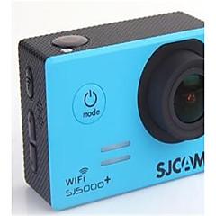 SJ5000+ Akční kamera / Sportovní kamera 16 MP 4608 x 3456 WIFI / Voděodolné / Ayarlanabilir / Bezdrátový / Širokoúhlý 30fps 4X ± 2EV 1,5