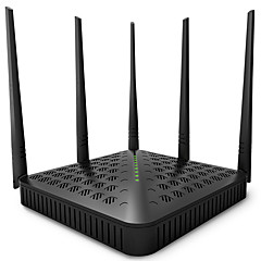 Tenda wireless Router ac1200 Dualband Gigabit Wifi Router fh1202 englische Firmware (us Plug)