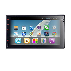 android 4.4 2din Universal Car Radio ipod Double Car Player GPS Navigation In dash Car