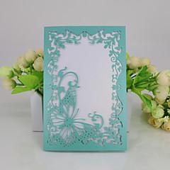 Nepřizpůsobeno Postranní přehyb Svatební PozvánkyUkázka pozvánky / Narozeninová přání / Přání ke Dni matek / Pozvánky svatební / Pozvánky