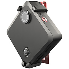 foream® πυξίδα mini άθλημα φωτογραφικής μηχανής μαύρη μαγεία