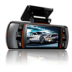 "Factory OEM A1 Allwinner A20 720p / HD 1280 x 720 / 1080p Bil DVR 2,7"" Screen PAL/NTSC Dash Cam"
