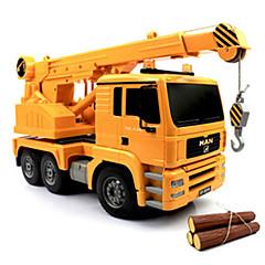 トラック 1:24 RCカー 組立て済み リモートコントロールカー リモコン/トランスミッター 取扱説明書 Battery Charger 車用電池