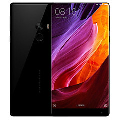 "Xiaomi Mi Mix 6.4 "" MIUI טלפון חכם 4G ( SIM כפול Quad Core 16MP 6GB + 256 GB שחור )"