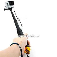 GoPro příslušenství Telescopic Pole / Monopod / Držáky / PřipevněníPro-Akční kamera,Gopro Hero1 / Gopro Hero 2 / Gopro Hero 3 / Gopro