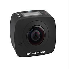 NH720 Akciókamera / Sport kamera 14MP 4000 x 3000 WIFI / Vízálló / Prilagodljivo / Vezeték nélküli 30 fps (képkocka per másodperc) 4X± 2