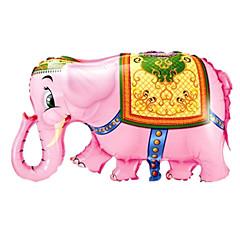 Μπαλόνια Γιορτινά προϊόντα Ελέφαντας Ζώο Νάιλον Καφέ Πορτοκαλί Για αγόρια Για κορίτσια 5 ως 7 χρονών