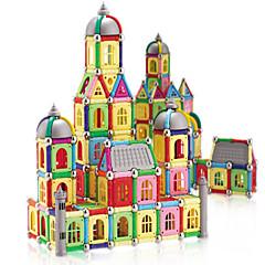 Bildungsspielsachen Für Geschenk Bausteine Model & Building Toy Architektur ABS 2 bis 4 Jahre 5 bis 7 Jahre Regenbogen Spielzeuge