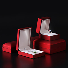 1 Piece/Set Favor Holder-Cuboid Cotton Gift Boxes Non-personalised