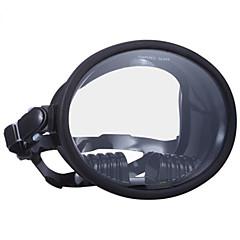 Máscaras de mergulho Engrenagem da segurança Máscara de SnorkelNão são necessárias ferramentas Protecção 180 Graus Equipamento de