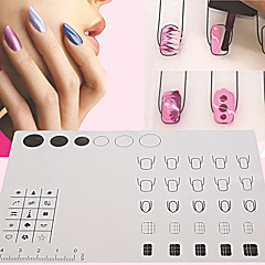 1pcs Nail Art Kits Nail Art Manikyr Tool Kit makeup Cosmetic Nail Art DIY