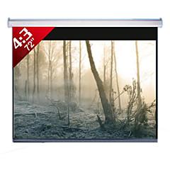 1080 72-дюймовый 4: 3 моторизованных проектор экран