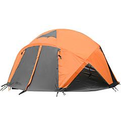 MOBI GARDEN 5-8 사람 텐트 트리플 캠핑 텐트 원 룸 접이식 텐트 따뜨하게 유지 방수 휴대용 방풍 자외선 방지 폴더 4 시즌 통기성 울트라 라이트 (UL) 용 하이킹 캠핑 여행 야외 옥스포드 CM