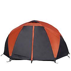 MOBI GARDEN® 5-8 Pessoas Tenda Triplo Tenda Automática Um Quarto Barraca de acampamento OxfordProva de Água Respirabilidade Resistente