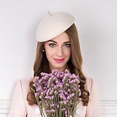 נשים נוצה צמר בד כיסוי ראש-חתונה אירוע מיוחד קז'ואל כובעים חלק 1