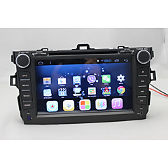 Bonroad Android 6 RAM1G ROM16G 4 Nuclear 1024*600 WiFi 4G HD capacitive touchscreen support Bluetooth radio control steering wheel driving record func