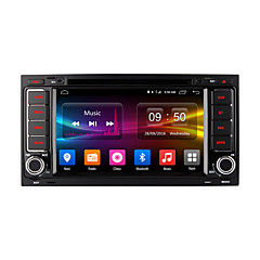 Ownice C500 quad core Android 6.0 HD-scherm 1024 * 600 gps-radio voor VW Touareg 2004-2011 ondersteuning 4G LTE