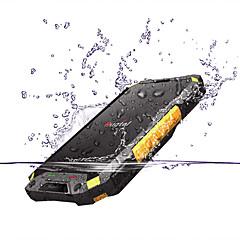 "Rugtel TANK X10 4.5 "" Android 5.1 4G Smartphone (Dvě SIM karty Čtyřjádrový 8 MP 2GB + 16 GB Czarny / Pomarańczowy)"