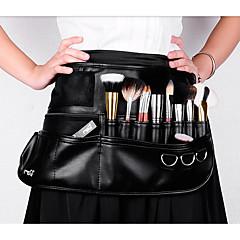 Ukládání make upu Kosmetická taška PU Kvadrát Black Fade