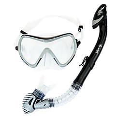 Búvárkodás Maszkok Búvárkodás csomagok Snorkels Búvármaszk Snorkel felszerelés Száraz felsőrész Búvárkodás és felszíni búvárkodás Úszás