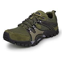 ספורטיבי נעלי ספורט נעלי טיולי הרים נעלי הרים לגבריםנגד החלקה Anti-Shake ריפוד אוורור פגיעה חסין בפני שחיקה ייבוש מהיר נושם קל במיוחד