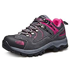 ספורטיבי נעלי ספורט נעלי טיולי הרים נעלי הרים לנשים נגד החלקה Anti-Shake ריפוד אוורור פגיעה חסין בפני שחיקה ייבוש מהיר נושם ניתן ללבישה
