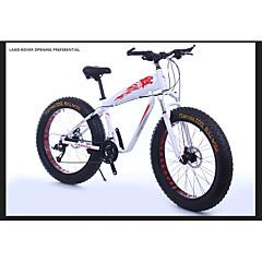 Mountain Bike Cycling 24 Speed 26 Inch/700CC 40mm Men's SHIMANO Double Disc Brake Suspension Fork Aluminium Alloy Frame Aluminium Alloy