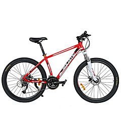 Solomo S600 26 inch 27 speed  SHIMANO M370 Disc Brake Suspension Fork Aluminium Alloy Frame mountain bike