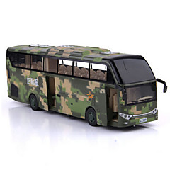 Armeijan ajoneuvo Lelut auton Lelut 1:50 Metalli Muovi Vihreä Rakennuslelu