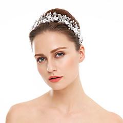 Women's Rhinestone Crystal Resin Headpiece-Wedding Special Occasion Headbands 1 Piece