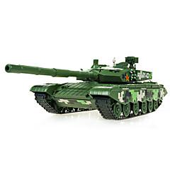 Panssarivaunu Lelut auton Lelut Metalli ABS Muovi Vihreä Pienoisautot ja leikkiautot