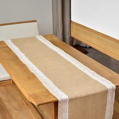 יוטה שולחן מרכז חתיכות-לא מותאם אישית ראנרים לשולחן חתיכה / סט