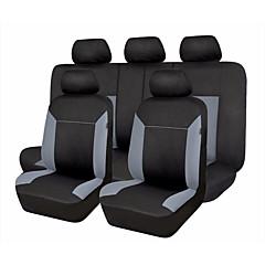 look cuir accessoires de siège modèle siège housse universelle convient à la plupart voiture peugeot / renault megane / renault logan /