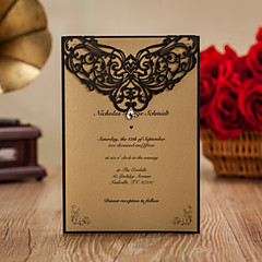 Personalized Top Fold Wedding InvitationsEnvelope Sticker Save The Date Cards Mother's Day Cards Invitation Cards Thank You Cards