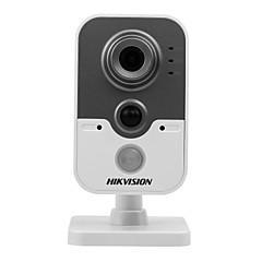 hikvision® ds-2cd2442fwd-iw 4MP ir kocka hálózati kamera beltéri (beépített wi-fi mozgásérzékelés 10m ir)