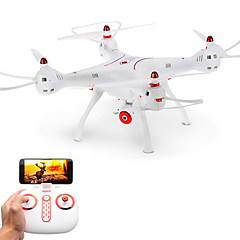 NEW Drone SYMA X8SW With HD Camera WiFi FPV RC Quadcopter LED Lighting One Key To Auto-Return Auto-Takeoff Failsafe Headless Mode  4CH 6 Axis 2.4G