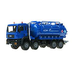 sprinkleri Truck Lelut auton Lelut 1:60 Metalli ABS Muovi Ruskea  Pienoisautot ja leikkiautot