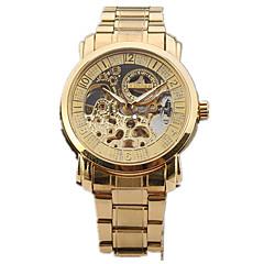 Men's Sport Watch Dress Watch Fashion Watch Wrist watch Mechanical Watch Automatic self-winding Hollow Engraving Large Dial Swiss Designer