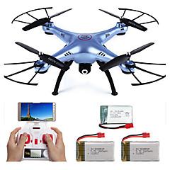 Dron SYMA 4 Kalały Oś 6 2,4G Z kamerą Zdalnie sterowany quadrocopterFPV Powrót Po Naciśnięciu Jednego Przycisku Failsafe Tryb Healsess